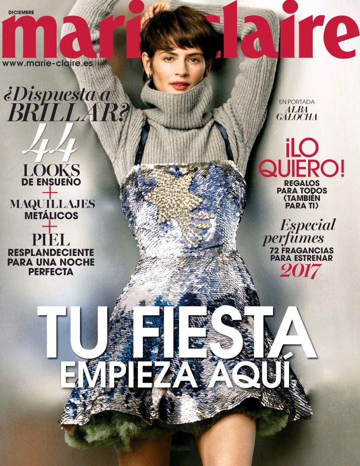 Marie Claire Nov 16 portada